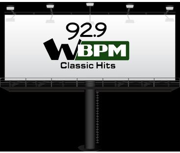 92.9 wbpm classic hits